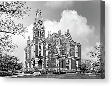 Indiana Images Canvas Prints
