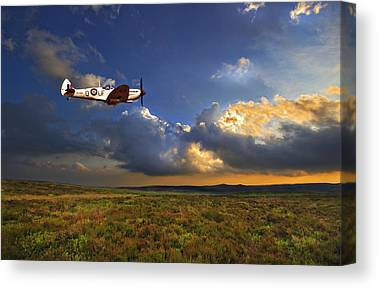 Clouds Photographs Canvas Prints