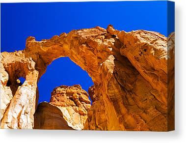 Arches National Monument Canvas Prints