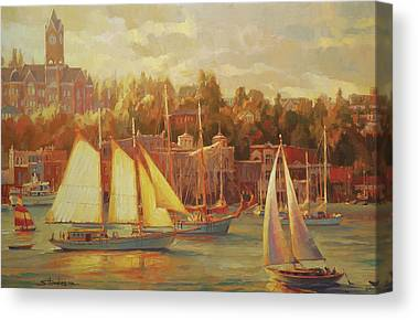 Port Washington Canvas Prints