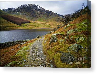 Haweswater Canvas Prints