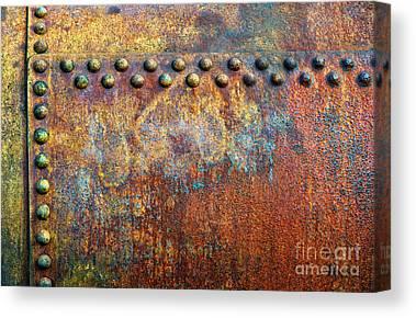 Iron Oxide Canvas Prints