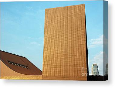 Hong Kong Cultural Centre Canvas Prints