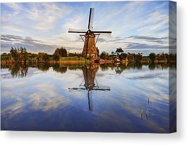 Nederland Canvas Prints