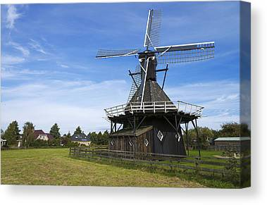 Friesland Canvas Prints