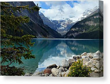 Banff Canvas Prints