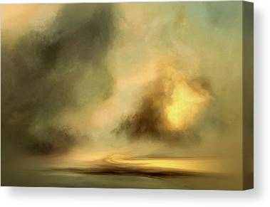 Lucent Dreaming Canvas Prints