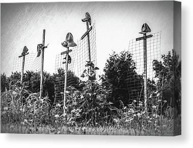 Vegetable Garden Canvas Prints