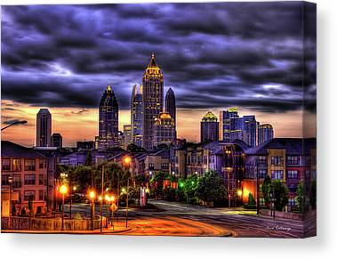 Atlanta Symphony Orchestra Canvas Prints