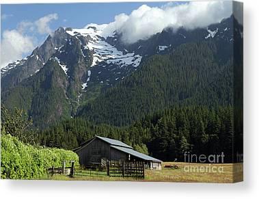 Designs Similar to Mountain Barn by Rick Mann