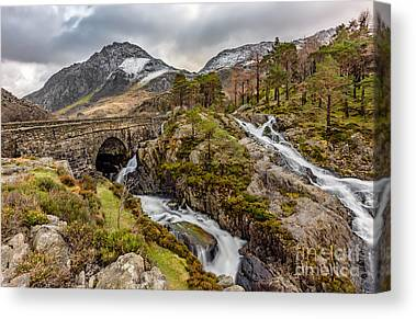 Tryfan Canvas Prints