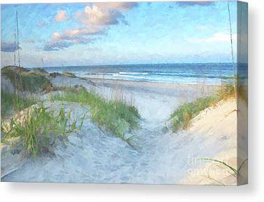 Outer Banks Canvas Prints