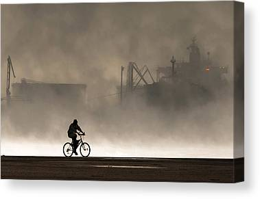 Tanker Canvas Prints