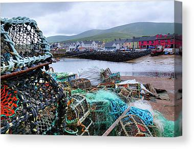 Portmagee Canvas Prints