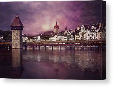 Lucerne Canvas Prints