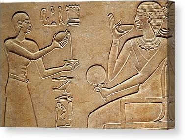 El Bahari Canvas Prints