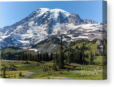 Mazama Canvas Prints
