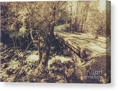 River Liffey Canvas Prints