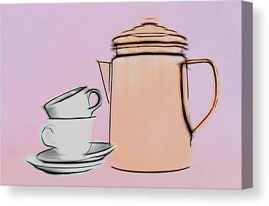 Coffee Pot Art | Pixels