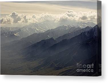 Hindu Kush Canvas Prints