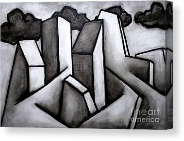 Absract Canvas Prints