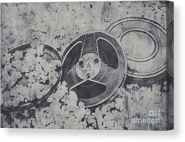 Projection Canvas Prints