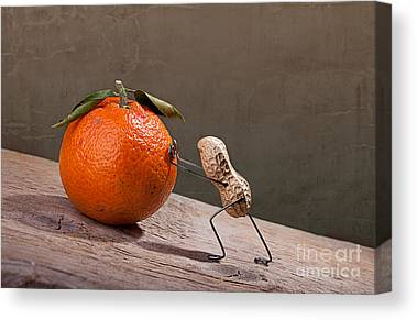Figurines Canvas Prints