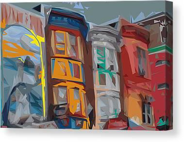 Kevin Sherf Canvas Prints