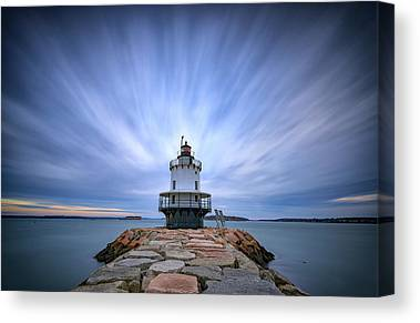 Southern Maine Canvas Prints
