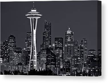 Seattle Canvas Prints