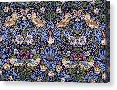 Wildlife Tapestries - Textiles Canvas Prints