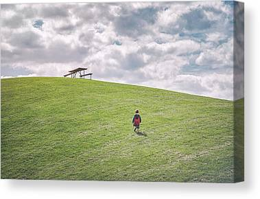 Climb Canvas Prints