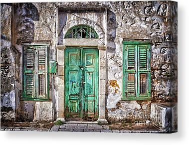 Symi Canvas Prints