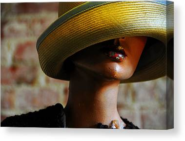 Mannequin Canvas Prints