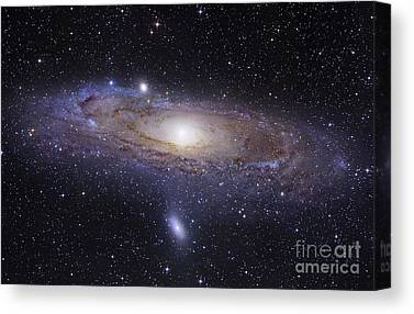 Space Object Canvas Prints