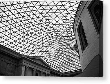 The British Museum Canvas Prints