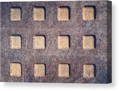 Grate Canvas Prints