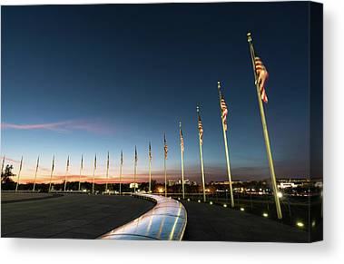 National Mall Canvas Prints