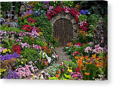 Doorways Canvas Prints