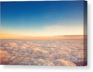 Stratosphere Canvas Prints