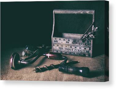 Drill Bits Canvas Prints
