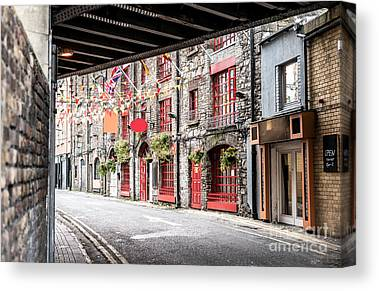 Temple Bar Canvas Prints