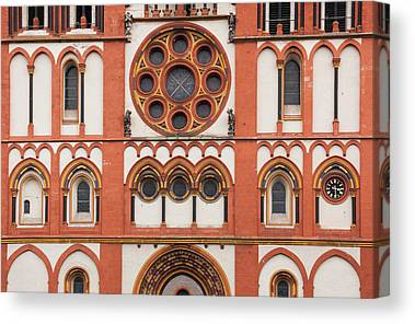 Cathedral Limburg Canvas Prints