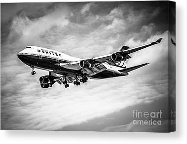 747 Canvas Prints