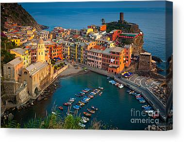 Exterior Canvas Prints