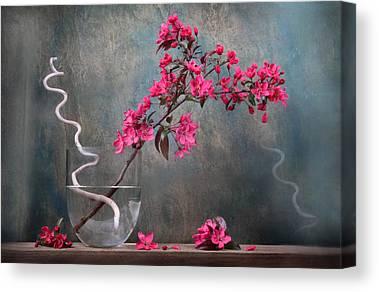 Florales Photographs Canvas Prints
