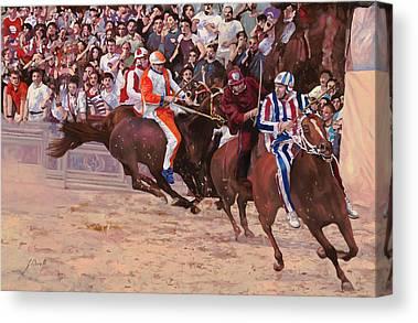 Siena Canvas Prints