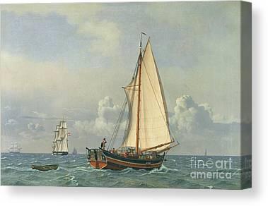 Ancien Paintings Canvas Prints