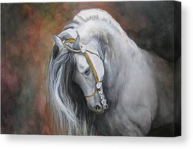 Andalusian Canvas Prints