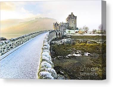 Scottish Culture Canvas Prints